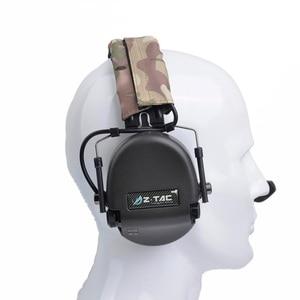 Image 3 - Z taktische Softair TEE Mitteilungen Neue Hallo Bedrohung Tier 1 Headset Z TAC kopfhörer Z110