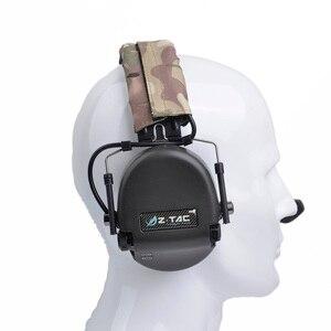 Image 3 - Ztac MSA TÉ Libera Nueva Reducción de Ruido Auriculares cancelación de Captación de Sonido Electrónicos Z110