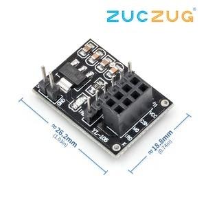 NRF24L01 беспроводной адаптер модуль Новый Разъем Соединительная плата для Arduino