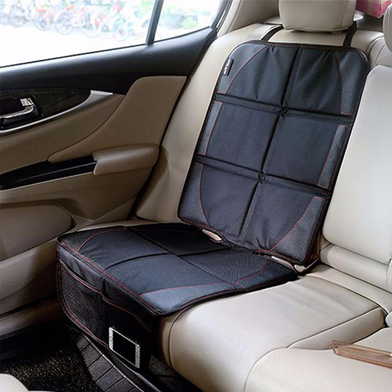 Car Seat Protector For Leather Seats >> Us 12 77 30 Off Lunda Luxury Leather Universal Car Seat Protector Child Or Baby Auto Seat Protector Mat Protection For Car Seats Black In