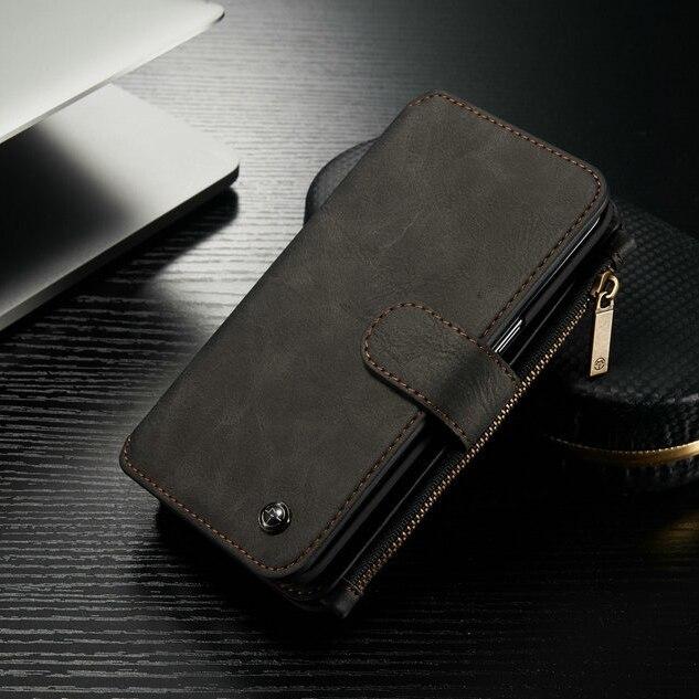 Original CaseMe För Samsung Galaxy S7 Magnetiskt läder 14 - Reservdelar och tillbehör för mobiltelefoner - Foto 4