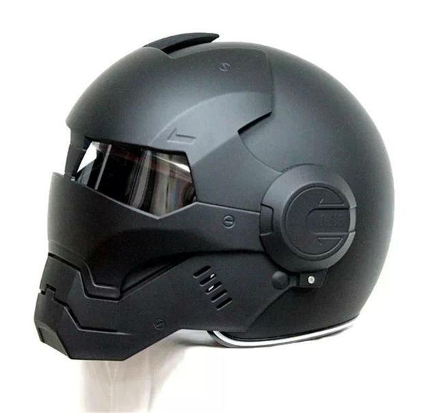 MASEI  Ironman  Motorcycle helmet