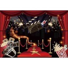 Hollywood photography backdrop movie carpet photo shoot PU27