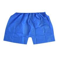 100 pcs non woven Disposable shorts foot bath health sauna massage room pants