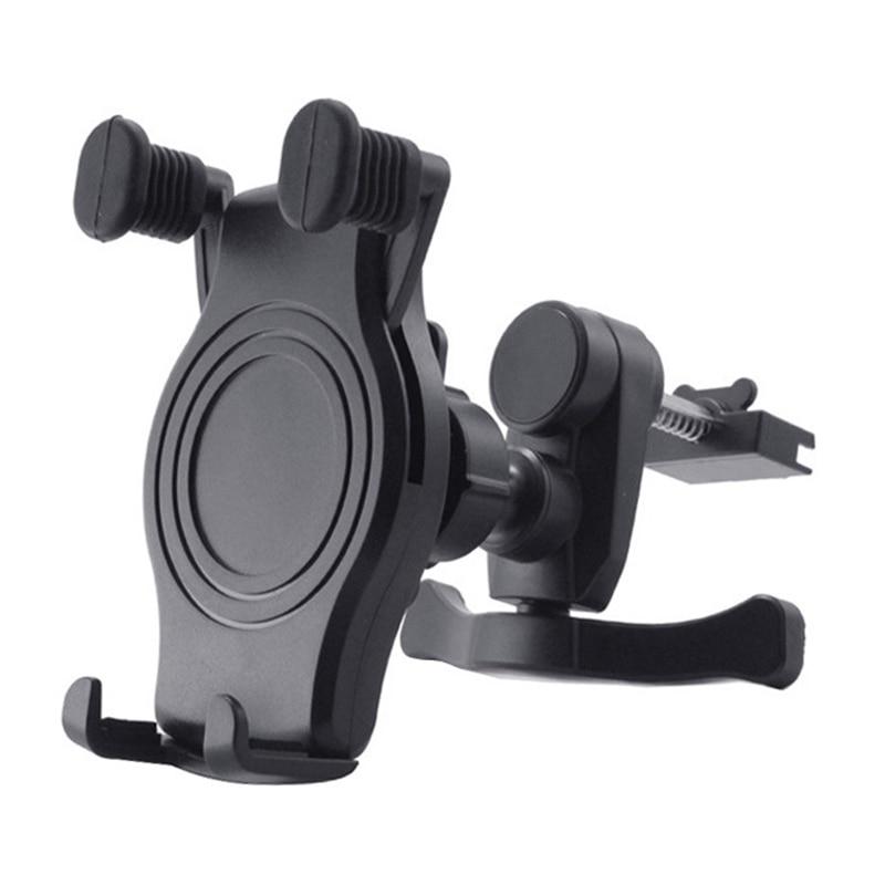 New Innovative Design Hook Up Telephone Holder Car Air Vent Holder Stand Mobile Phone Car Navigation Bracket Mou'n't