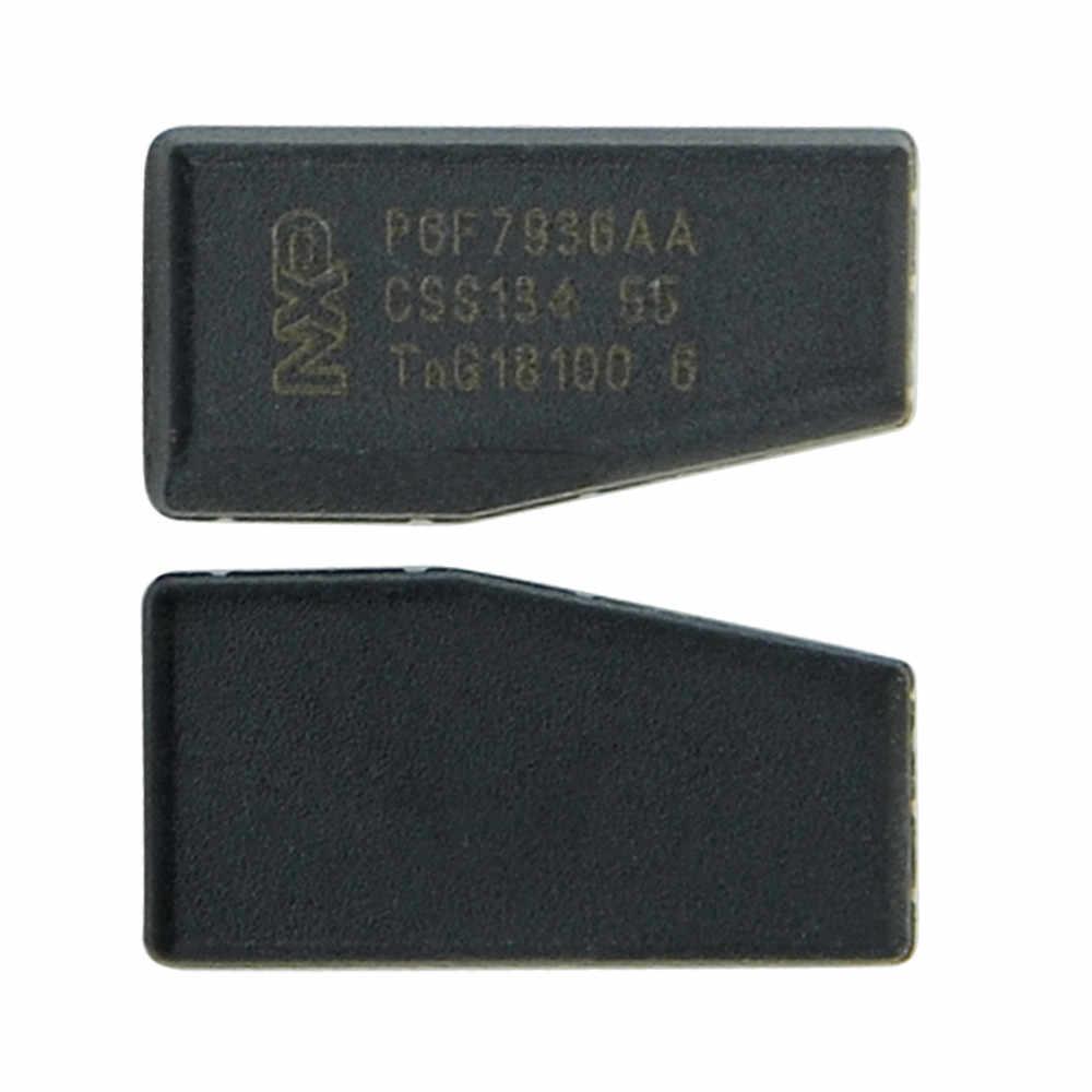 Оригинальный Автомобильный ключ PCF7936AS SOT385 Автомобильный ключ транспондер чип ID46 чип PCF7936 PCF7936AA слесарный инструмент КПМ 7936 1 шт