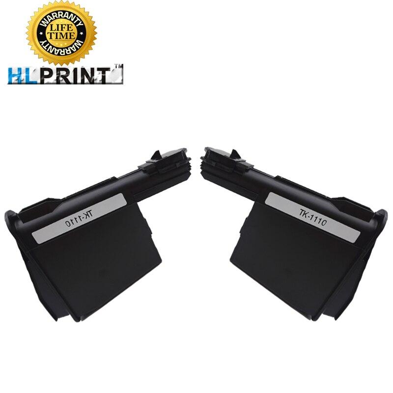 TK1110 toner cartridge kit compatible for Kyocera FS 1040 1020 1120 MFP printer 2pcs/lot new original kyocera gear heat z32s for fs 1040 1060 1020 1120 1025 1125 p1025 m1025 m1520h