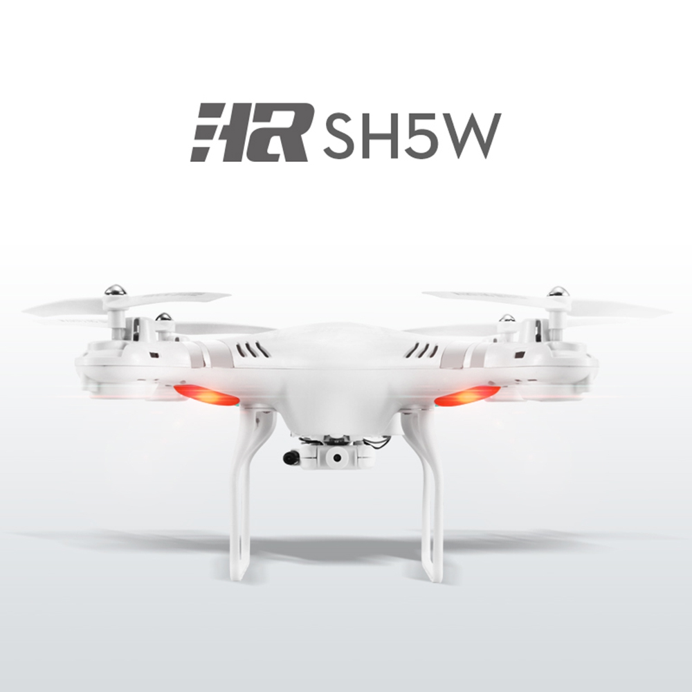 New Original SH5W 2.0MP Camera WiFi FPV RC Drone Funny Outdoor Sport Toys 2.4G 4CH 6-axis Gyro RC Quadcopter Headless Mode