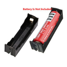 Battery Charger Holder For 1 x 18650 Rechargeable Battery Holder Case