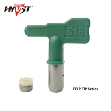New Airless paint sprayer FFLP tip nozzle Low Pressure Tip ( FFLP 518)  Paint Sprayer Tools free shipping 15m high pressure hoseairless paint sprayer spare 1 4 nps 3300psi hose paint sprayer water