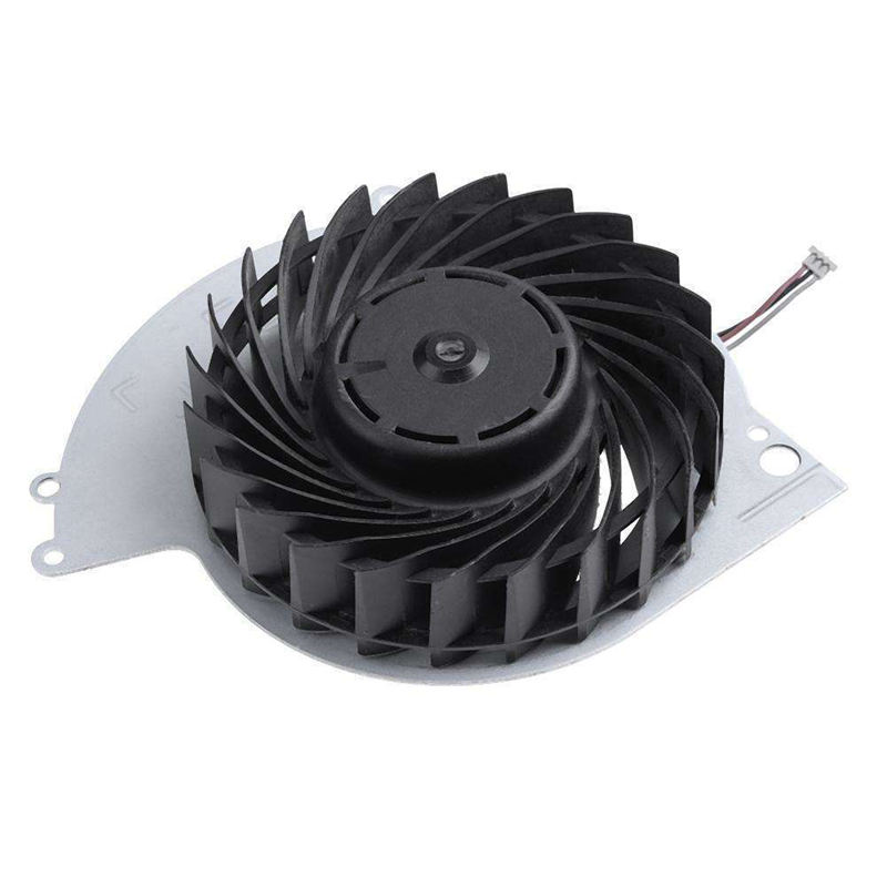 Image 2 - Game Host Console Internal Cooling Fan Replacement Built In Laptop Cooling Fan For Playstation 4 Ps4 Pro Ps4 1100 Cpu Cooler F-in Fans from Consumer Electronics