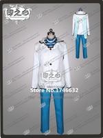 DEVIL SURVIVOR 2 Kuze Hibiki Shin Megami Tensei Party Fashion Uniform Suit Hallowmas Clothing Cosplay Costume Any Size NEW