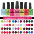 Belen Gel Nail Polish 7.3ml UV Gel 79 Soak Off Gel Polish Color Pick 1 Vernis Semi Permanent Color Tale Gel Lacquer Art