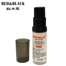 Red&Black sample HD High definition liquid foundation cream face primer makeup face base care cream beauty cosmetic 5ml