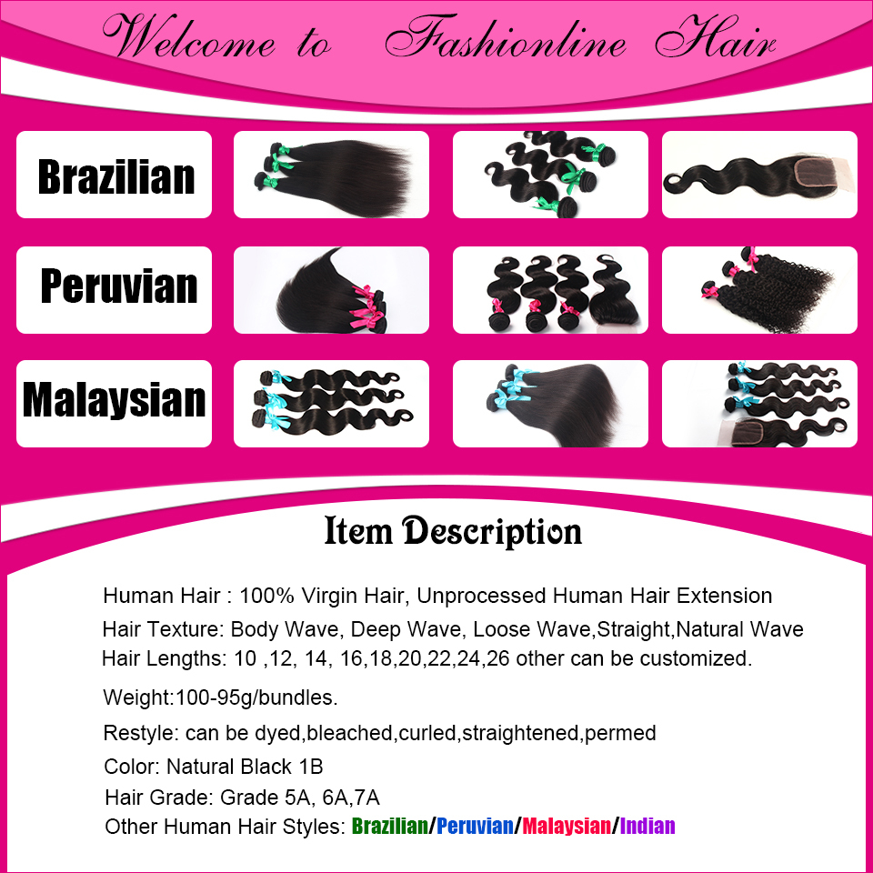 Unprocessed virgin brazilian remy hair body wave raw human hair please note that while the length is consistent that it will appear to be longer or shorter depending on the height of the model used in the chart and the nvjuhfo Gallery