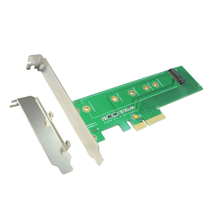 M.2 Ngff Nvme M.2 PCIe To PCIe 3.0 X4 Adapter/M.2 NVMe SSD NGFF To PCIE X4 M Key Ssd Adapter