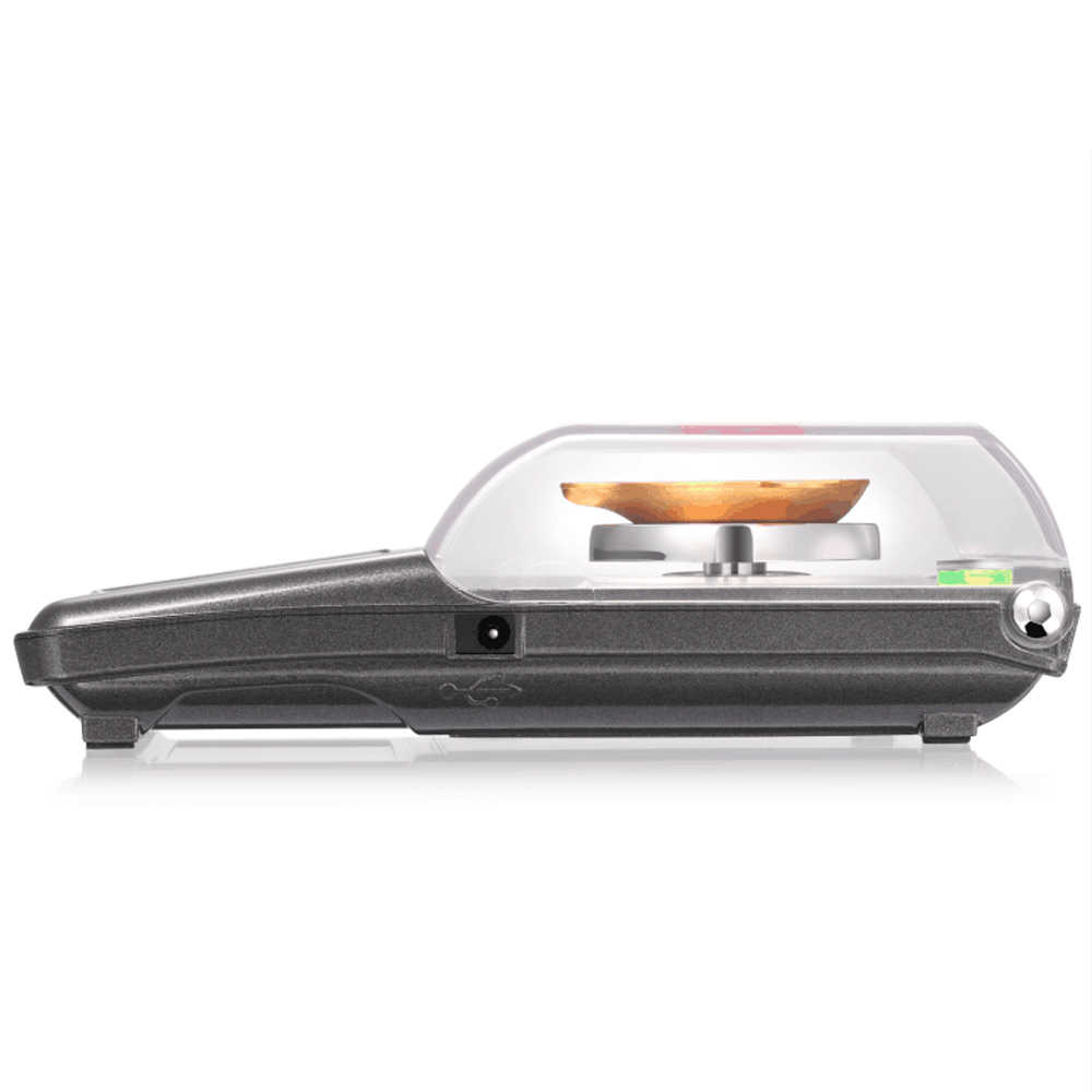 Digital 0.001G 50G เครื่องประดับกะรัต Backlight LCD อิเล็กทรอนิกส์อัญมณีเพชรขนาดชาร์จ USB LCD จอแสดงผล