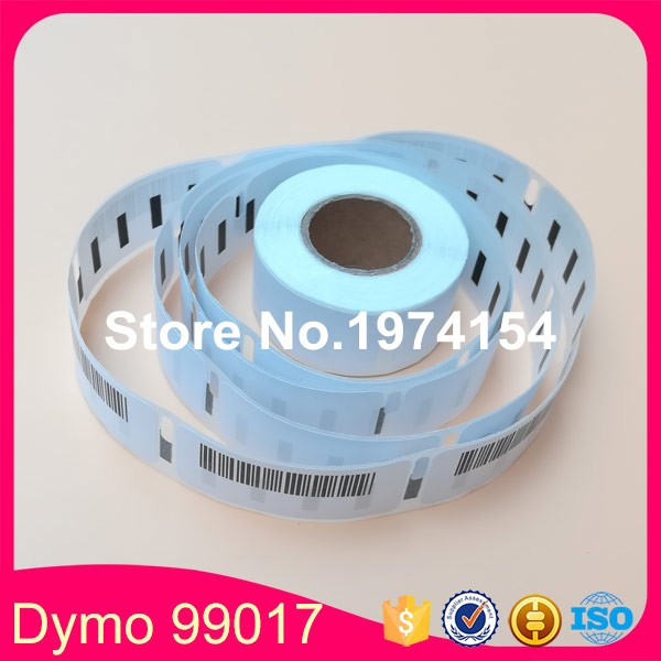 20*Rolls Free Shiping Dymo 99017 Label Compatible Etiketten 54x12mm for LW450 Turbo (Also Supply dymo 99017 99019 11354 11356)