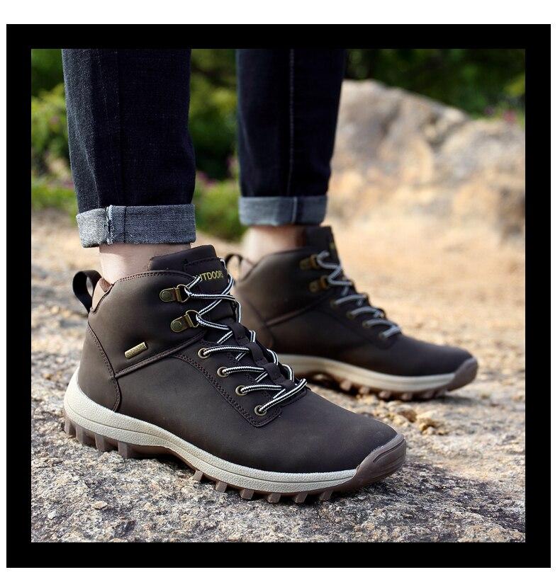 احذية رجالية لفصل الشتاء حجم 39-46 21