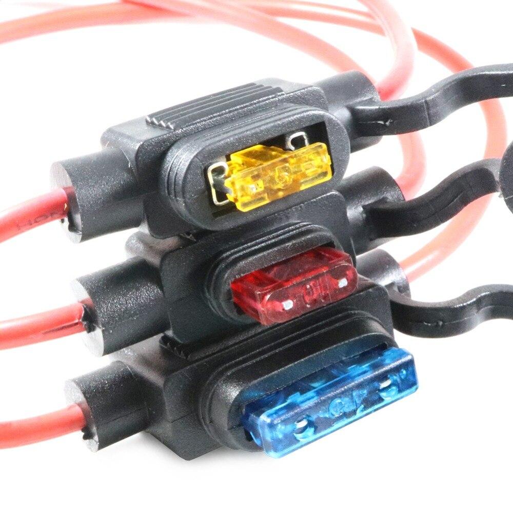 Ninesix Media  Dual Fuse Holder Autozone