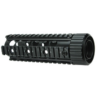 Funpowerlad free shipping RAS Carbine Free Float Handguard Rail System