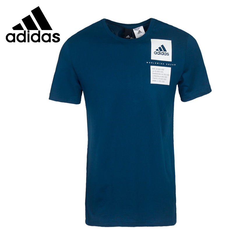 Original New Arrival 2017 Adidas CITY TEE M Men's T-shirts short sleeve Sportswear original new arrival 2017 adidas neo label graphic men s t shirts short sleeve sportswear