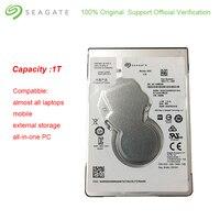 Seagate 1 테라바이트 st1000lm035 노트북 pc 용 하드 디스크 드라이브 5400rmp 64 mb 캐시 2.5 인치 hdd sata 3.0 내장 하드 디스크 드라이브