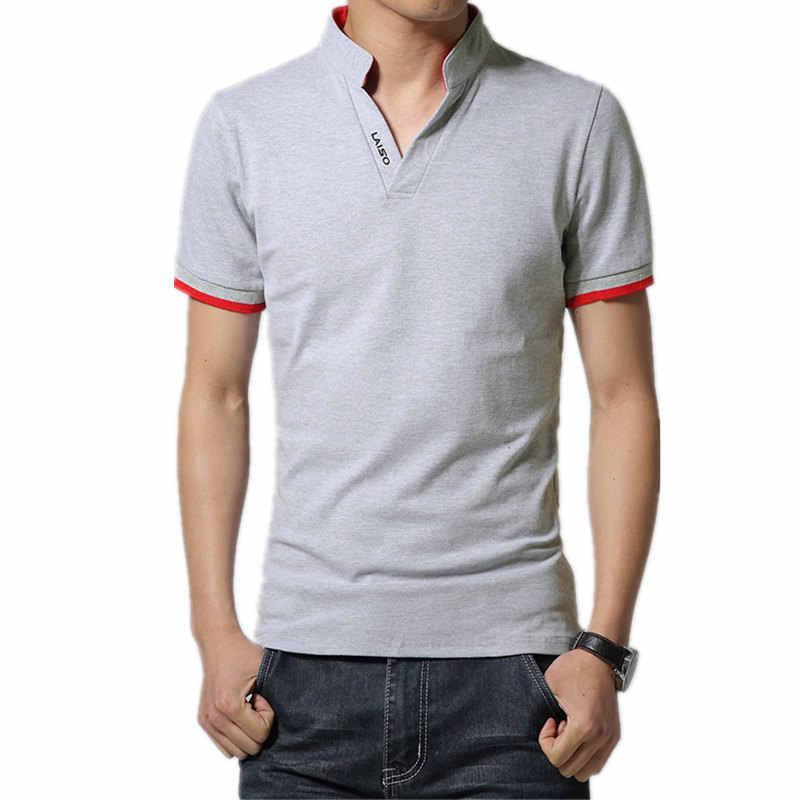 2019 nouveauté coton hommes chemise hauts de mode marque grande taille à manches courtes noir blanc chemise Homme Camisa 5XL