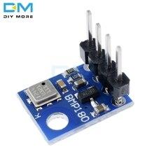 GY-68 цифровой атмосферный датчик давления модуль BMP180 Accurary низкая батарея использование для Arduino заменить BMP085 16bit значения 1 м
