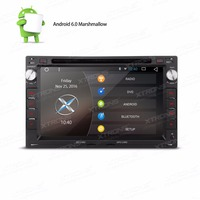 7 Android 6.0 OS Car DVD for Volkswagen Sharan 1998 2009 & Lupo 1997 2005 & Citi Chico 2004 2009 with Full RCA Output Support