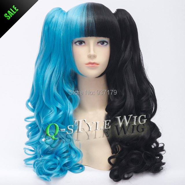 Highlights Blue Hair Teal Pastel Pictures Picturesboss