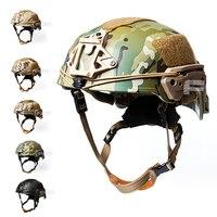 FMA Outdoor EX Ballistic Helmet Military Wargaming Accessories Tactical Airsoft Helmet RG Free Shipping