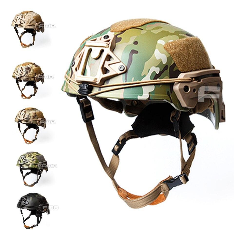 FMA extérieur EX casque balistique militaire Wargaming accessoires tactique Airsoft casque RG livraison gratuite