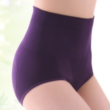 Maternity High Waist slimming Panties Puerperal Butt lifting Seamless body Shaper Corselets Bamboo Crotch