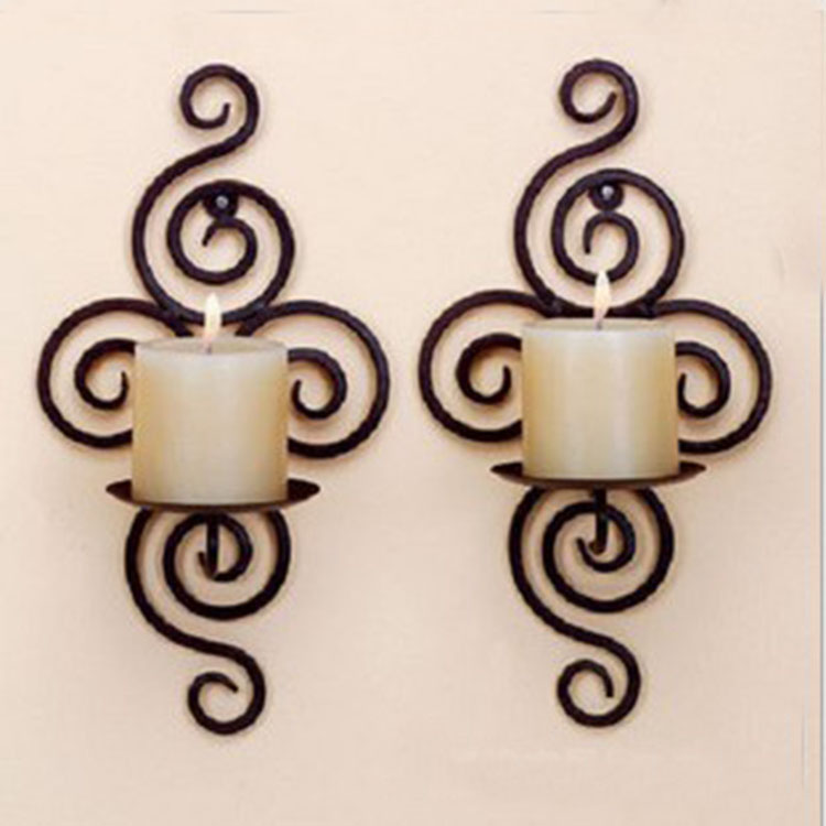 Candle Holder Wall Decor decorative candleholder promotion-shop for promotional decorative
