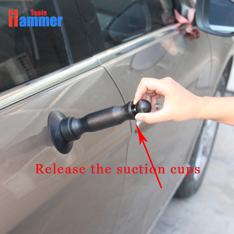 75mm 100mm 125mm PDR tools suction cups for paintless dent repair dent puller suction cup for car