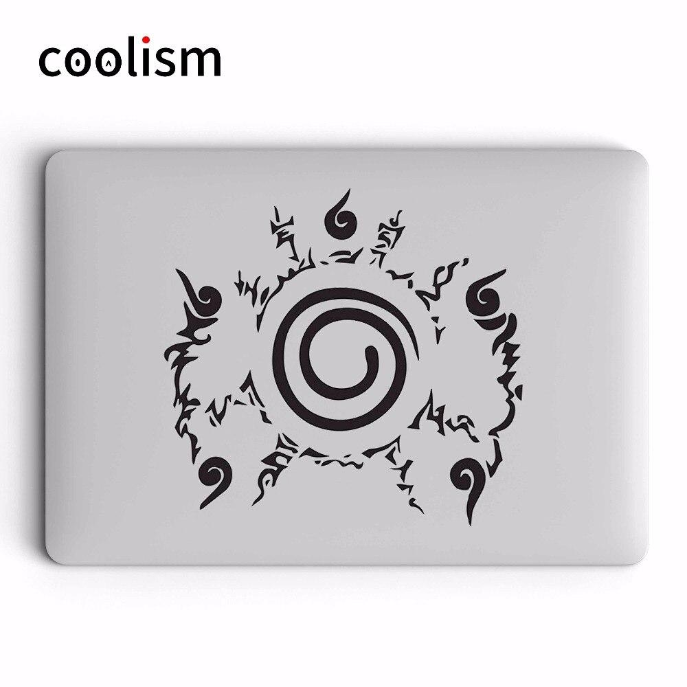 Naruto Seal Mark Laptop Sticker For Apple Macbook Air 13