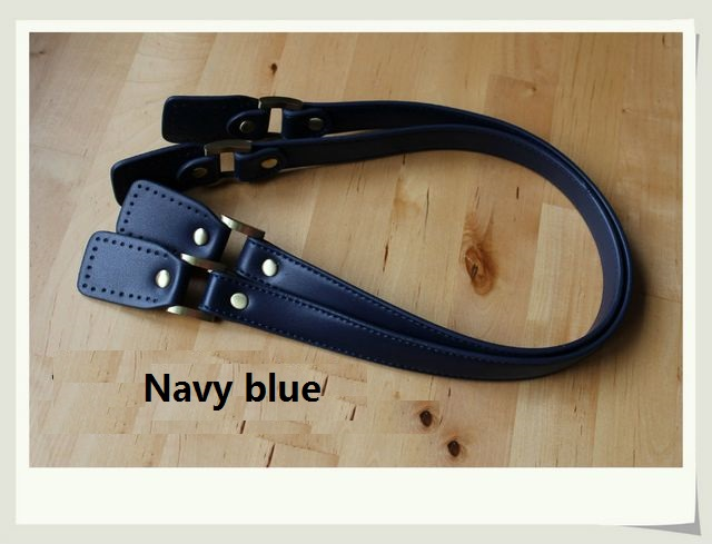 cd92a33244 High quality double sides PU leather handbag handle