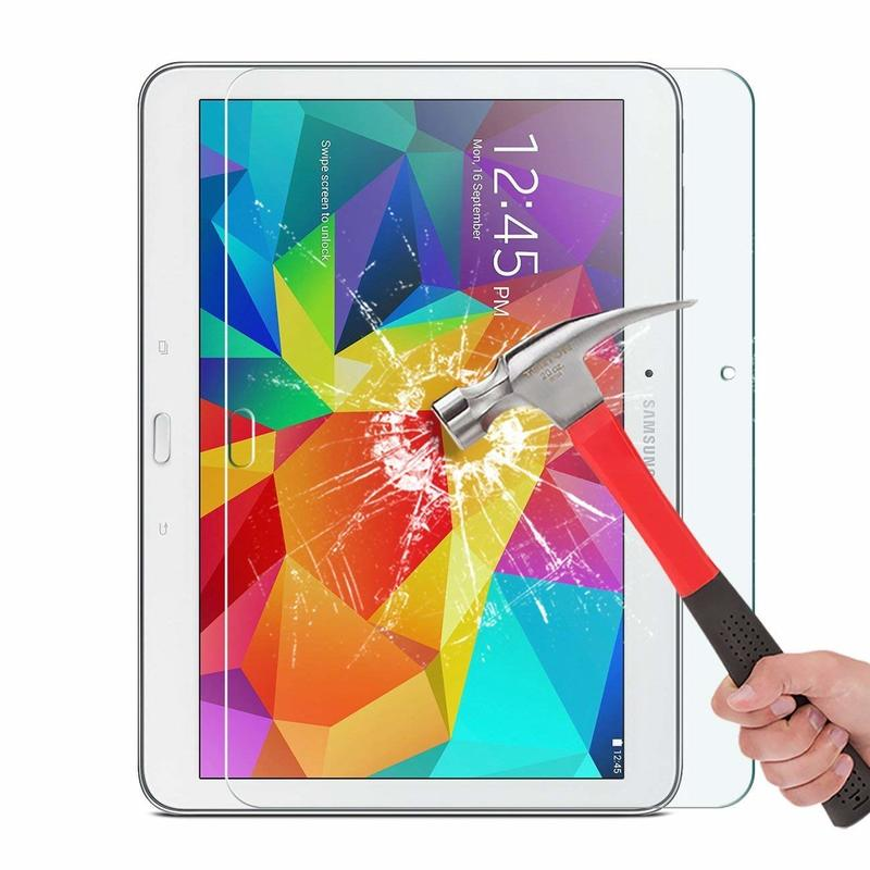 9H Tempered Glass Screen Protector For Samsung Galaxy Tab 4 10.1 SM-T530 Tab4 10.1inch T530 T531 T535 Tablet Protector Glass9H Tempered Glass Screen Protector For Samsung Galaxy Tab 4 10.1 SM-T530 Tab4 10.1inch T530 T531 T535 Tablet Protector Glass