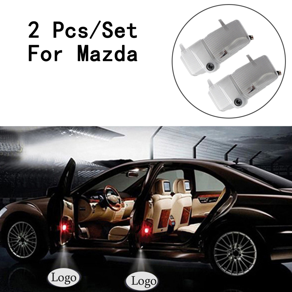 Motors Car & Truck LED Light Bulbs synapsemag.ir 2Pcs For MAZDA ...
