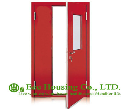 Online shop commercial steel fire doors with glass vision 60 commercial steel fire doors with glass vision 60 minutes fire rated door steel fire door with panic push bar and door lock planetlyrics Images