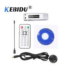 ใหม่ DVB T HDTV ดิจิตอล USB 2.0 จูนเนอร์รับสัญญาณวิทยุจูนเนอร์ทีวี HD เสาอากาศสำหรับแล็ปท็อปโน้ตบุ๊ค PC