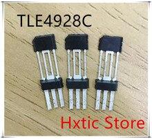 NEW 10PCS/LOT  TLE4928C TLE4928 MARKING 28C  PG-SSO-3-9 IC