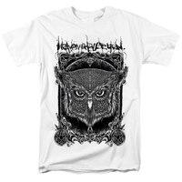Free shipping Heaven Shall Burn Iconclast White T Shirt size:S XXL