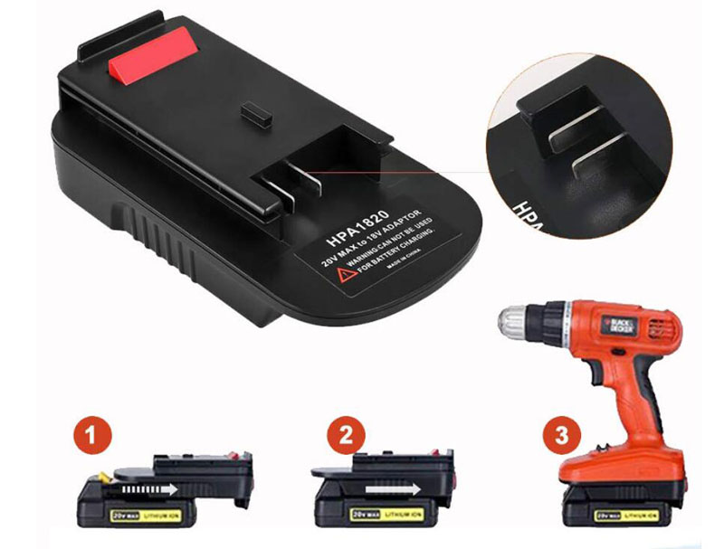 Acessórios para baterias