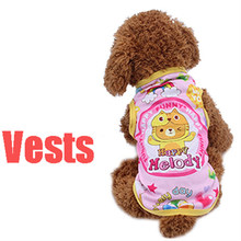 Spring Pet Dog Clothes Puppy