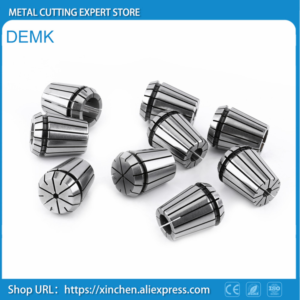 knife ER8 Milling Machine High Precision Available in Spindle Spring Chuck CNC Engraving Machine Milling Machine 0.5-5mm 8PCS er32 16 high precision spring collect chuck cnc milling machine tools
