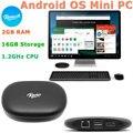 Jide Remix Android os Computador Desktop Mini PC TV Box 1.2 GHz allwinner quad-core cpu 802.11g/b/n com 2 * usb 2.0 hdmi micro sd