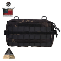 Emersongear Multi functional 1000D Molle Edc Gear Utility Waist Pouch Bag Tactical Packs Survival Camping Equipment EM8347