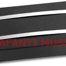Afanti музыка Alnico рельсы катушки звукосниматель для электрогитары